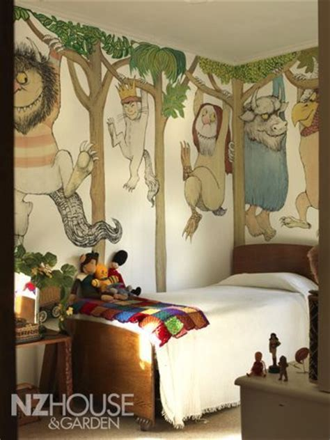 Where The Wild Things Are Nursery Images On Bedroom Decor