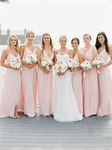 784 best bridesmaid dresses images on pinterest With millennial pink wedding dress