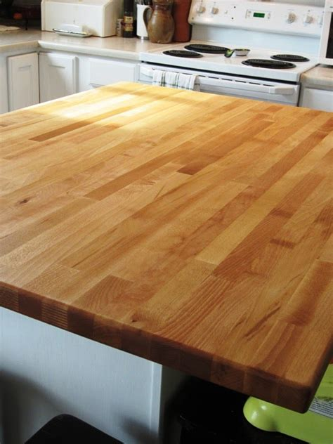 finishing butcher block countertops a farewell to can t how to condition butcher block