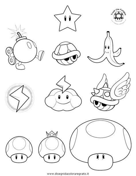 personaggi da colorare mario disegno mario bros 38 personaggio cartone animato da colorare