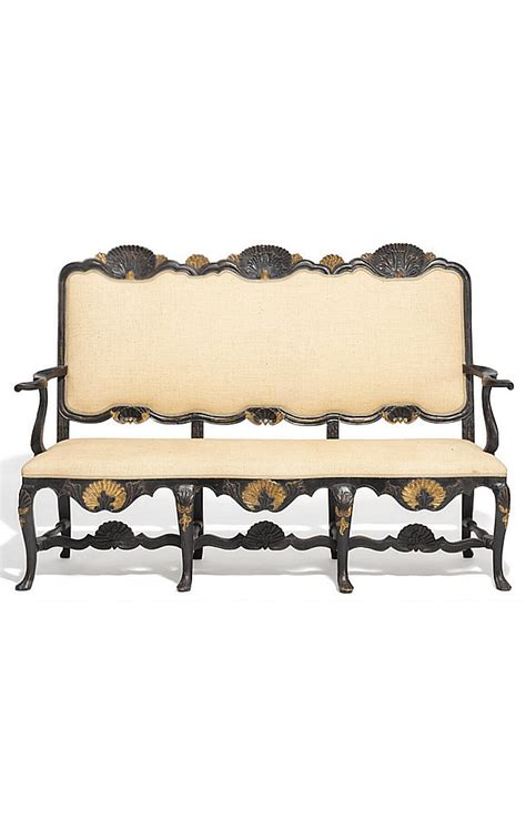 Rococo Settee by Rococo Settee C 1750 Acroterion