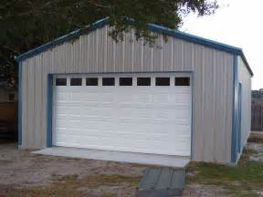 Garage Metal Storage Building Kits