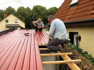 Carport Dach Erneuern : auswahlhilfe welche dachplatten f r mein dach der durchgehend carport dach trapezblech preis ~ Whattoseeinmadrid.com Haus und Dekorationen