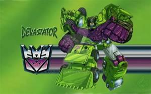 G1 Devastator Wallpaper by Omniversal on DeviantArt