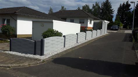 betonzaun mit montage betonzaun mit montage betonzaun inkl montage und