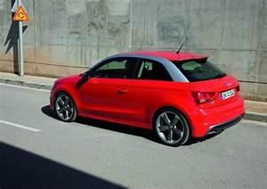 Audi A1 Tfsi 185 : audi a1 1 4 tfsi ahora con 185 cv diariomotor ~ Melissatoandfro.com Idées de Décoration