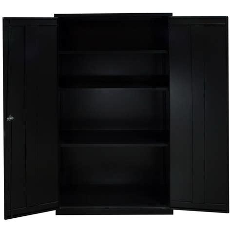 black metal storage cabinet black metal storage cabinets with shelves home design ideas