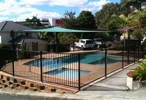 ideas for pool fencing decorative pool fencing ideas fence ideas