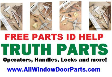 hardware  catalog parts id truth  entrygard brand parts window  door parts