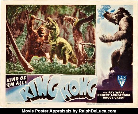 King Kong (With images) King kong 1933