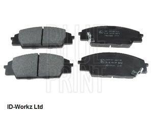honda civic type  fn type  rear brake pads