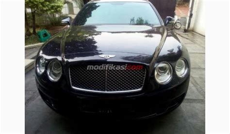 Modifikasi Bentley Flying Spur by 2010 Bentley Flying Spur Speed W12 Black On White