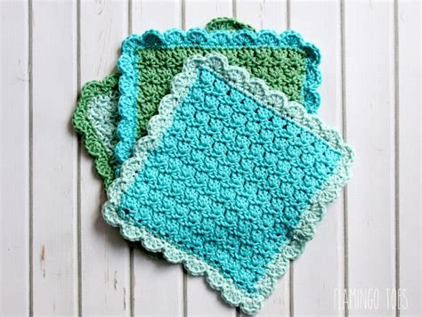 free crochet dishcloth patterns crochet primrose dishcloths free crochet pattern