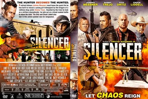 silencer dvd covers labels  covercity