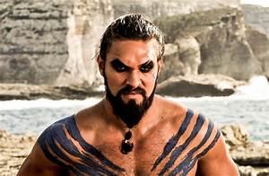 Jason Momoa goes full-on Khal Drogo in Saudi Arabia ...