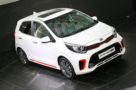 KIA Car :  Meet Korea's Slickest City Car Yet