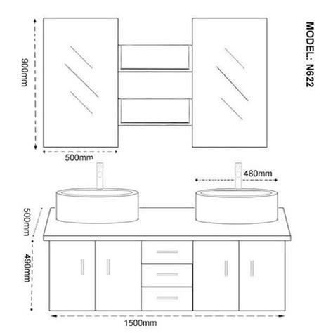 norme hauteur bureau awesome hauteur lavabo salle de bain norme pictures