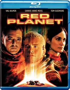 Red Planet DVD Release Date March 27, 2001