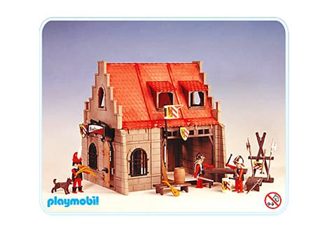 bureau de poste playmobil poste de garde 3444 a playmobil