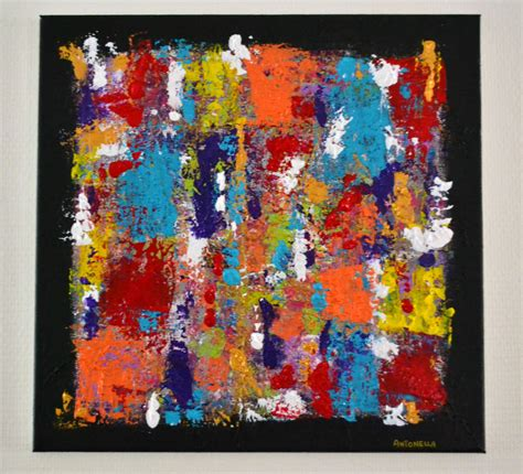 tableau moderne abstrait color 233 tableau abstrait contemporain tableau color 233 peintures par