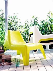 Fauteuil Jaune Ikea : simple fauteuil outdoor en rsine ikea ps vago with ikea fauteuil jaune ~ Teatrodelosmanantiales.com Idées de Décoration