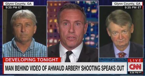 Man Recording Ahmaud Arbery's Death Has Bizarre Exchange ...