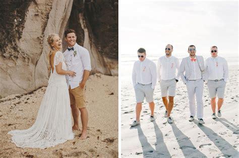 20 Beach Wedding Looks for Grooms u0026 Groomsmen | SouthBound ...