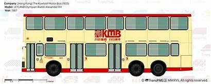 Transpng Bas Kowloon Bus Motor 1933 Views