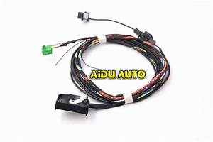 Vw Bluetooth Wiring Harness Cable 8x0035447a For Rns510