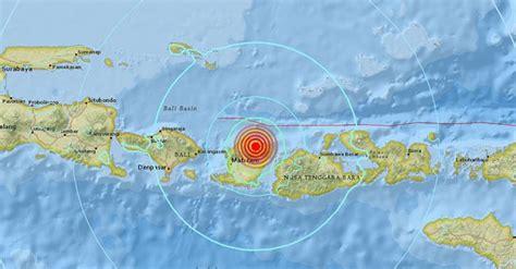 veme digital terremoto indonesia