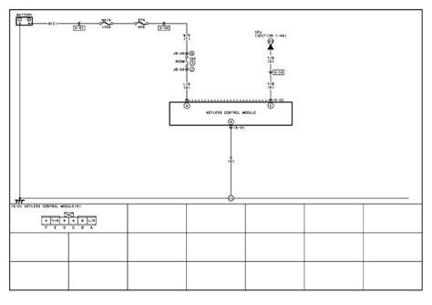 Repair Guides Keyless Entry System