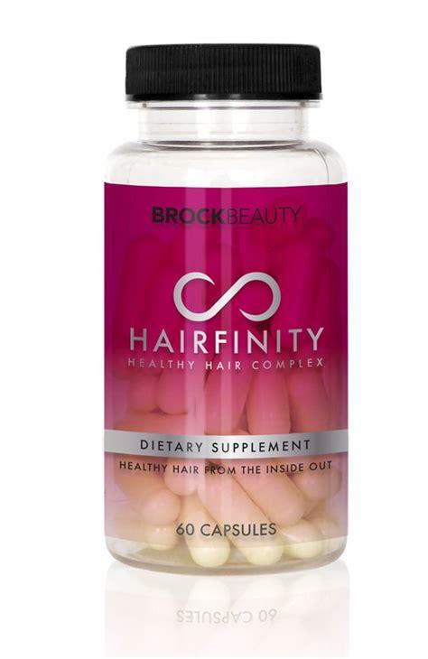 hair hairfinity growth vitamins healthy supplement supplements natural pills biotin longer days loss brand sherryslife