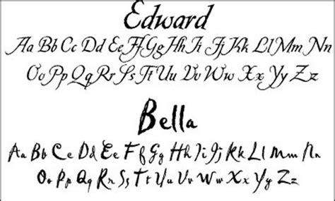13 easy and cool handwriting fonts images cool font