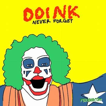 Never Def Forget Animation Wwe Doink Domination