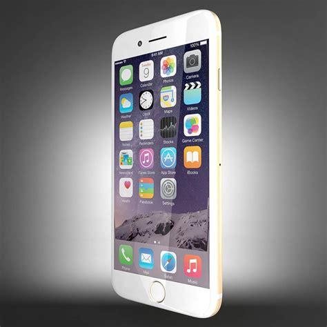 iphone 6 models iphone 6 plus 3d model max obj 3ds fbx cgtrader
