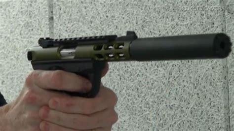 american rifleman  ruger silent sr suppressor