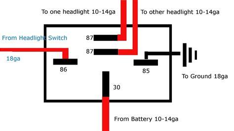 relay headlights youtube