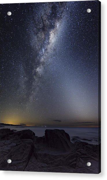 Milky Way Over Cape Otway Australia Photograph By Alex