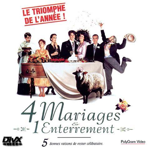 4 mariages et un enterrement vf ces reconfortants du dimanche soir confidentielles