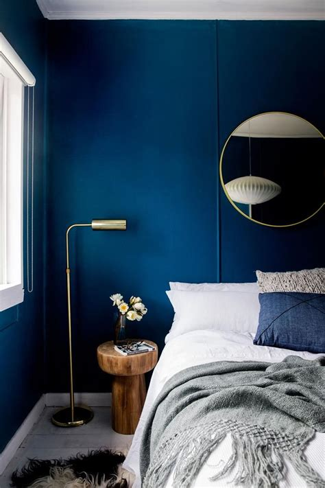 Bedroom Bench Navy Blue by Best 25 Navy Blue Bedrooms Ideas On Navy Blue