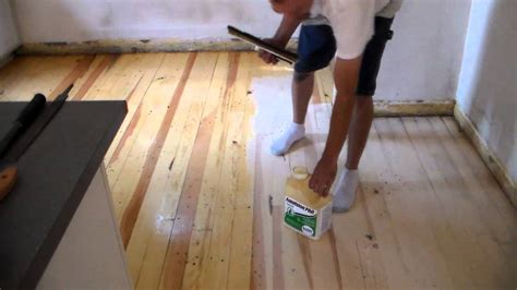 how to seal a hardwood floor waterbase seal coat on a distressed wood floor