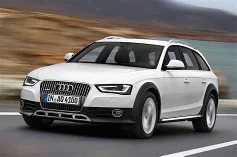 Audi A4 Allroad Specs & Photos  2012, 2013, 2014, 2015