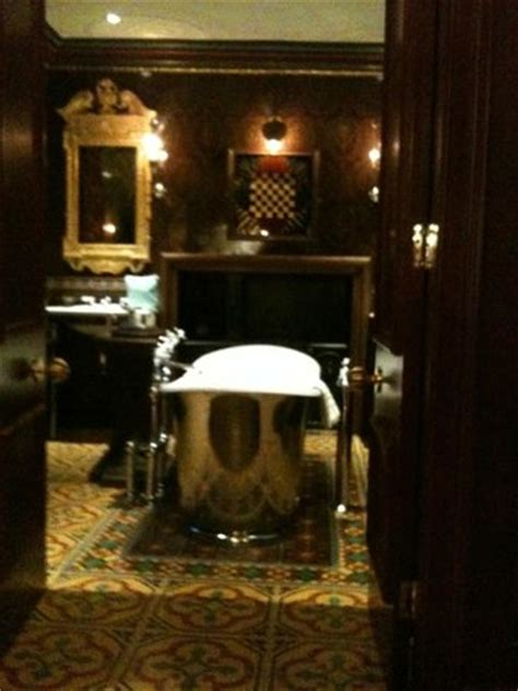 Bathroom In The Turret Suite  Picture Of The Witchery By