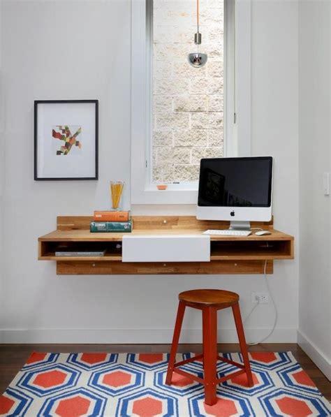 bureau murale meuble bureau industriel et bureau mural diy en 63 idées