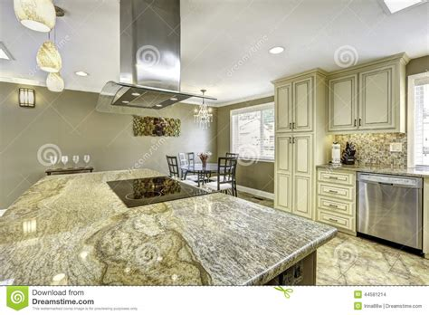 big kitchen cabinets beautiful kitchen island with granite top built in stove 1648