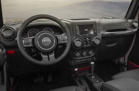 2017 jeep wrangler dashboard 2018 jeep wrangler dashboard a detailed breakdown jk forum