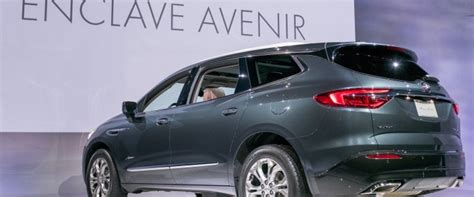 2019 Buick Enclave Info, Specs, Wiki