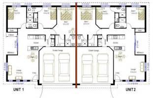 Bedroom Duplex Floor Plans by 6 Bedroom Duplex Floor Plans 6 Bathroom Design