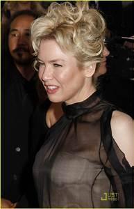Renee Zellweger - Golden Globes 2009: Photo 1645161 ...