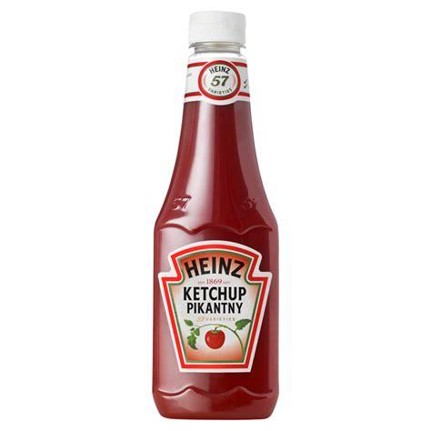 Heinz Ketchup spicy 570g - online shop Internet Supermarket